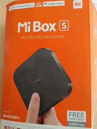 Xiaomi mi Box S (4k)