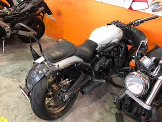 Kawasaki Vulcan 650 siniestro piezas