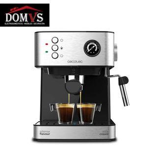 Cafetera Express para Espresso y Capuccino