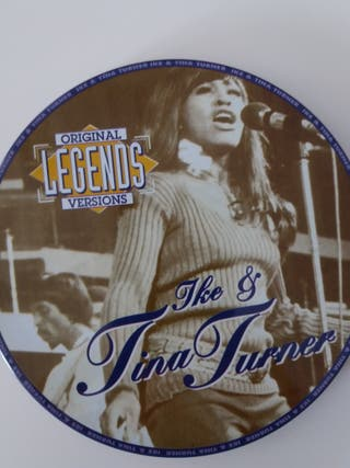 MÚSICA LEGENDARIA CD