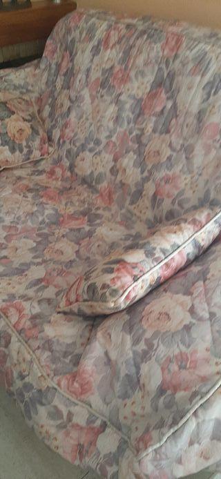 funda sofá más dos cojines