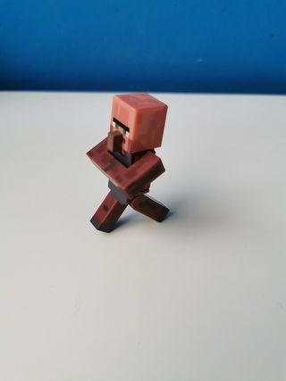 Aldeano de minecraft.