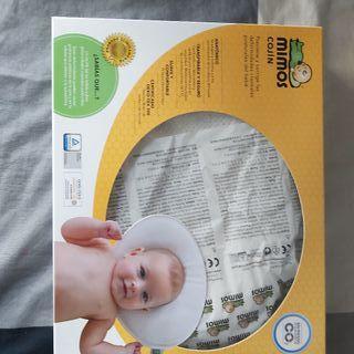 almohada medicinal para bebe