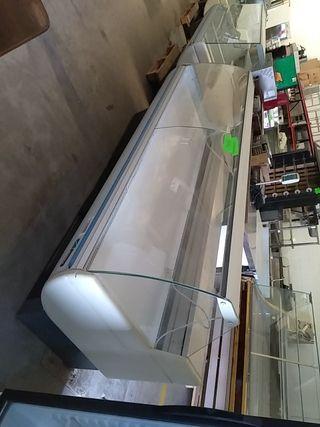 Vitrina charcutera 2,52 m