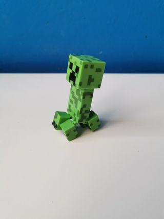 Creeper de minecraft.