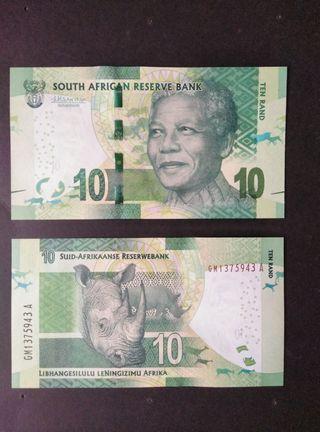 Sudáfrica 10 Rand. SC