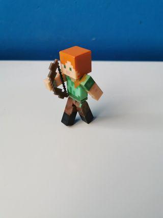 Alex de minecraft.