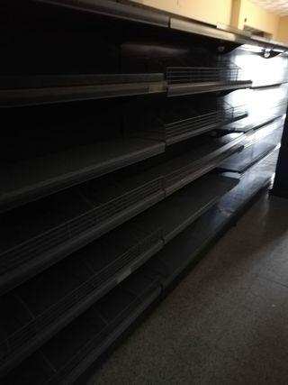 máquinas y frigoríficos de supermercado