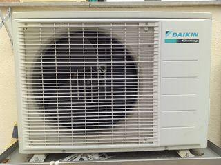 unidad exterior aire acondicionado daikin
