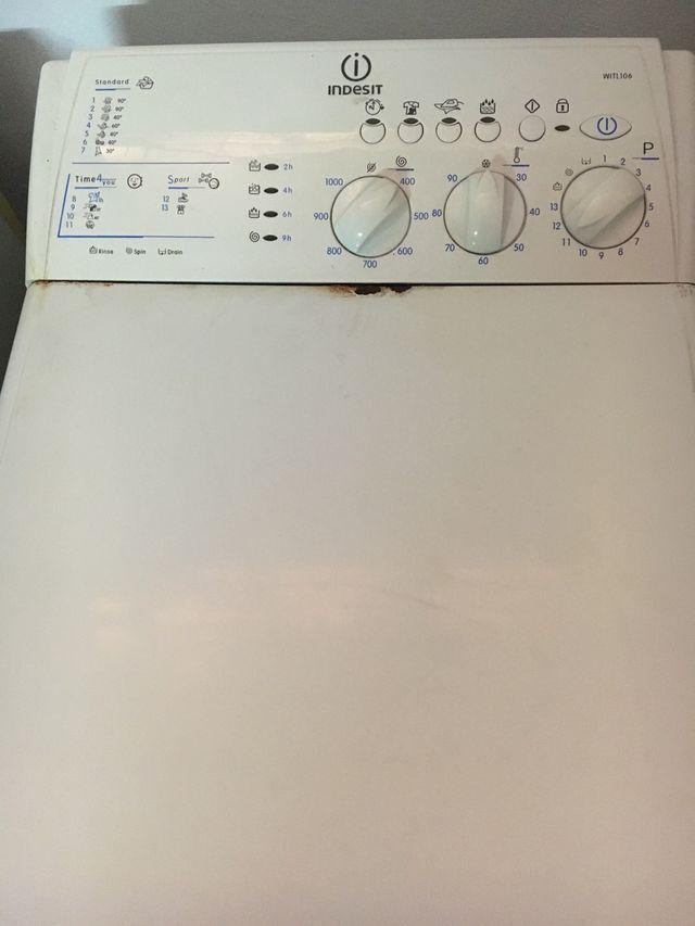 Lavadora carga superior
