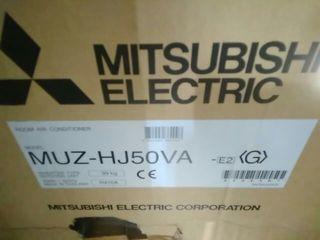 muz-hj50va -E2. Mitsubishi electric