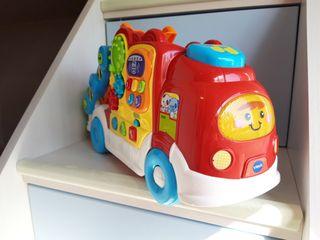 Camión juguete educativo Vtech