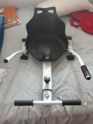 silla de patín eléctrico