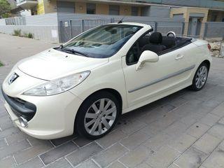 Peugeot 207 año 2008 descapotable