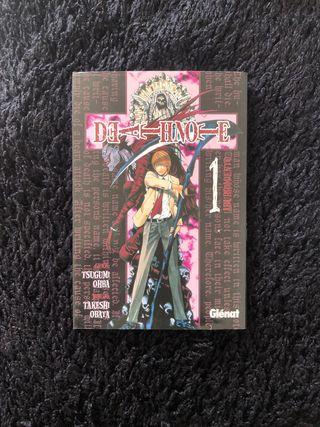 Manga Death Note 1.