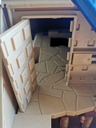 Pirámide de Playmobil