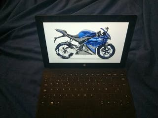 Tablet\PC Microsoft Surface 10,1