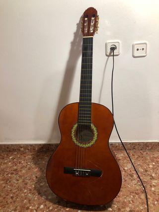 Guitarra+Afinador+Pedal