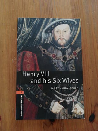 Henry VIII and his Six Wives (Libro)