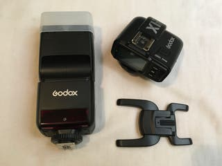 Godox TT350F TTL Flash - For Fujifilm Camera's