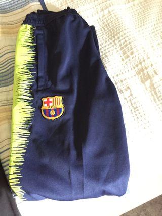 Pantalones FC Barcelona talla L