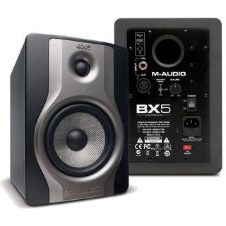 Monitores de estudio M-Audio BX-5 D2