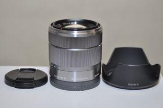 Objetivo Sony E 18-55 OSS (perfecto estado)