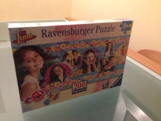 Puzzle Soy Luna xxl 200 piezas NUEVO