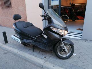 Suzuki Burgman 125 2008