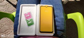 Cristal templado Samsung Galaxy A10