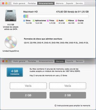 iMac 27 pulgadas de 2009