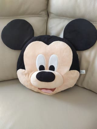 Cojín Mickey mouse juguetes niños