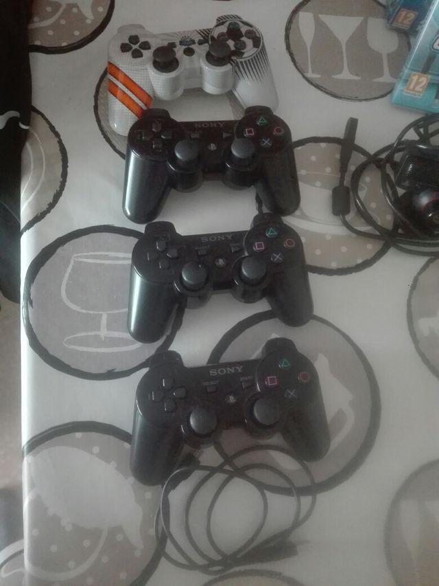 PACK PS3 ,Juegos a 3€.No hago envios.Lo demás cons