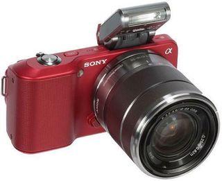 Sony NEX-3 en perfecto estado
