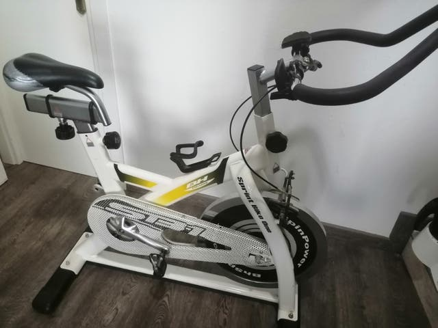 Bicicleta estática BH STB1