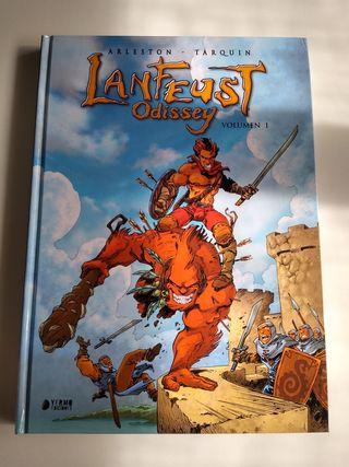 Cómic Lanfeust Odissey