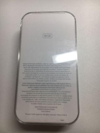 iPod touch azul