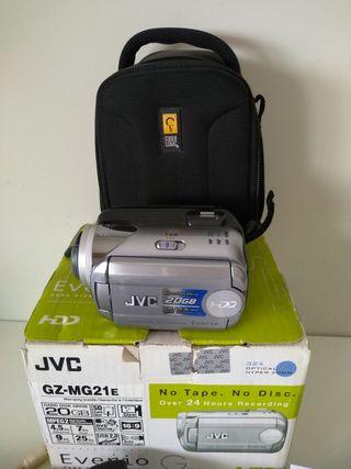 video cámara JVC sin estrenar