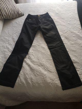 pantalones lois negros nuevos