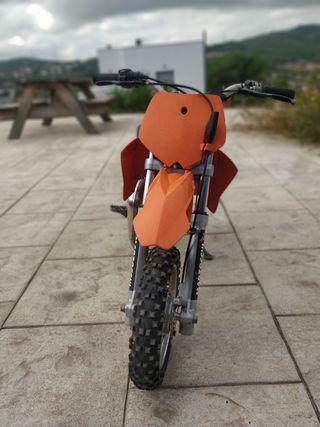 KTM mini adventure 50
