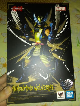 Marvel Figura Meisho Manga Muhomono Wolverine