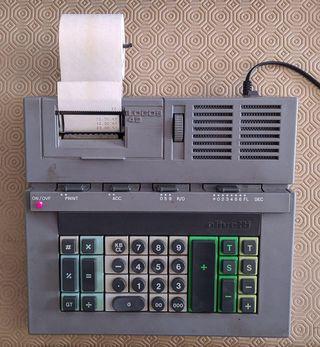 Calculadora Papel Olivetti