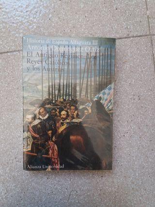 El Antiguo Régimen: Los Reyes Católicos y los Aust