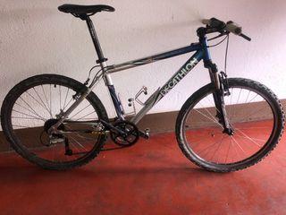 Se vende bicicleta decathlon talla S
