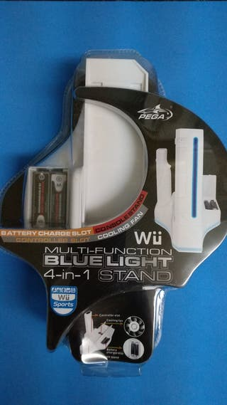 Wii - Base de carga y refrigeracion