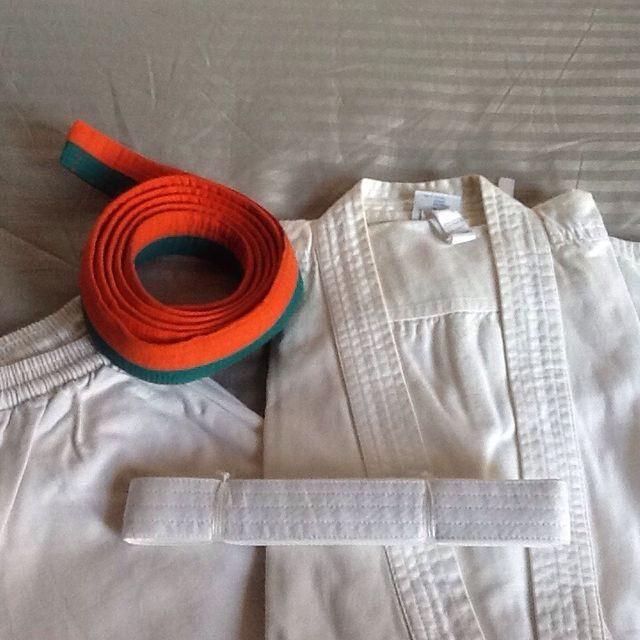 Karate, traje completo niño