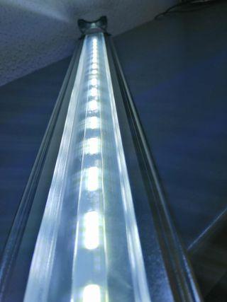 Pantalla LED de 60 cm - luz blanca