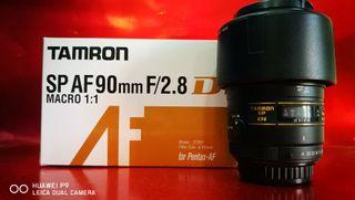 TAMRON SP AF 90MM F/2.8 DI MACRO 1:1