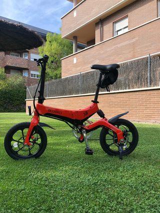Bicicleta eléctrica Bluoko X6