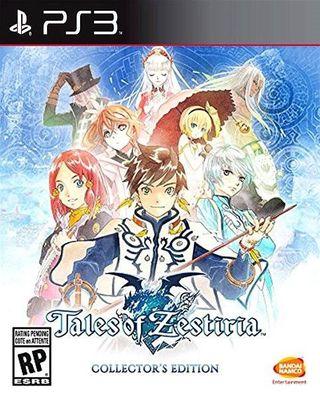 Tales of Zestiria PS3 juego